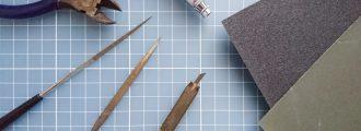 ガンプラのスジ彫りのパターン決めから道具選びまでをまとめました!