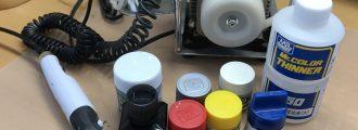 ガンプラ ウェザリングマスターの種類 色の使い分けと簡単な使い方