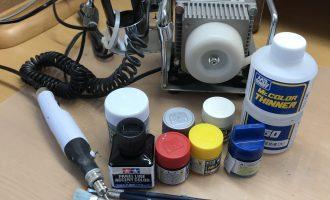 ガンプラの制作道具のおすすめ!超音波洗浄機など便利な家電製品のまとめ